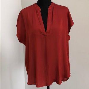 Tops - Short sleeve blouse